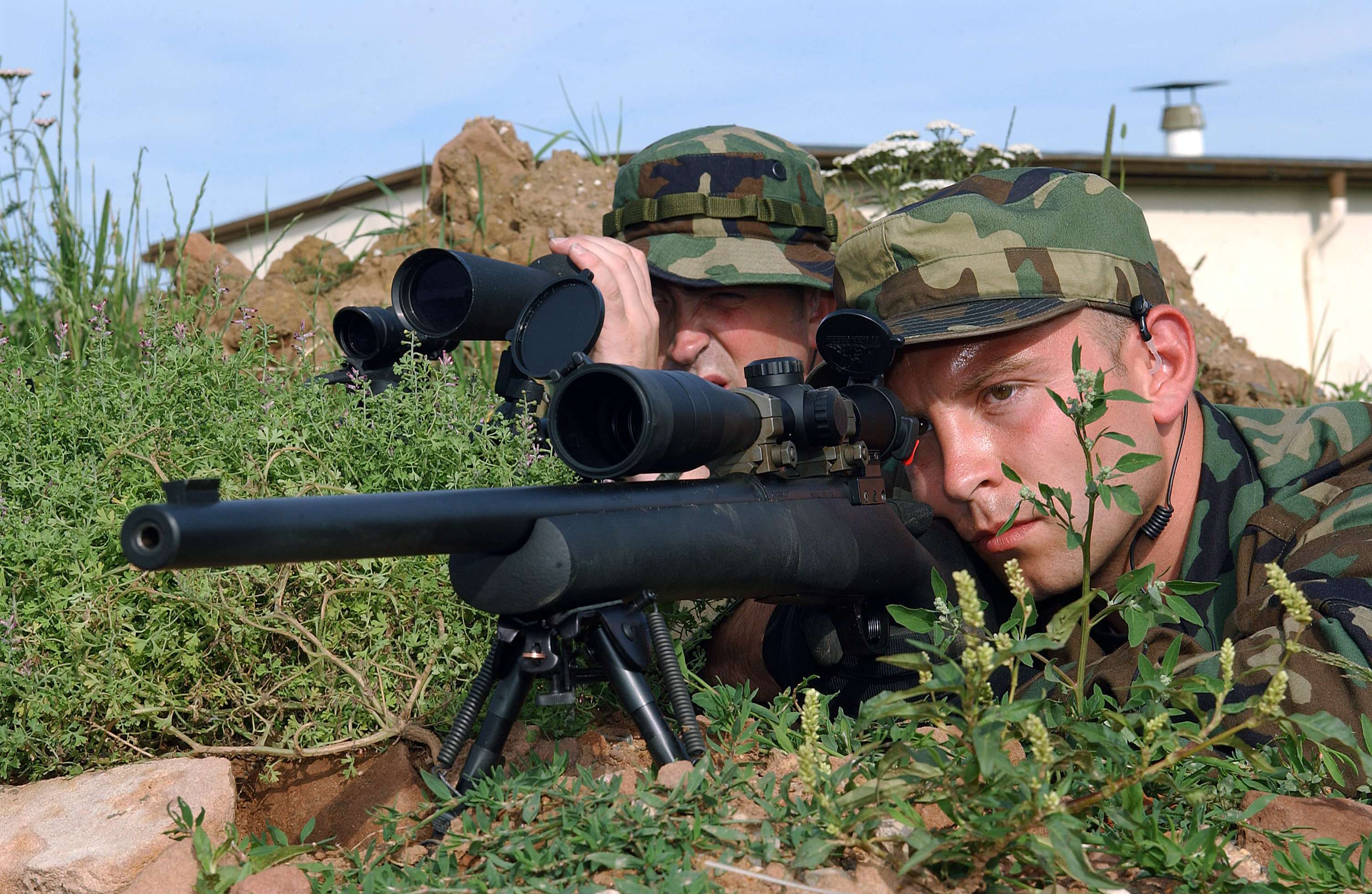 Conocer soldados norteamericanos