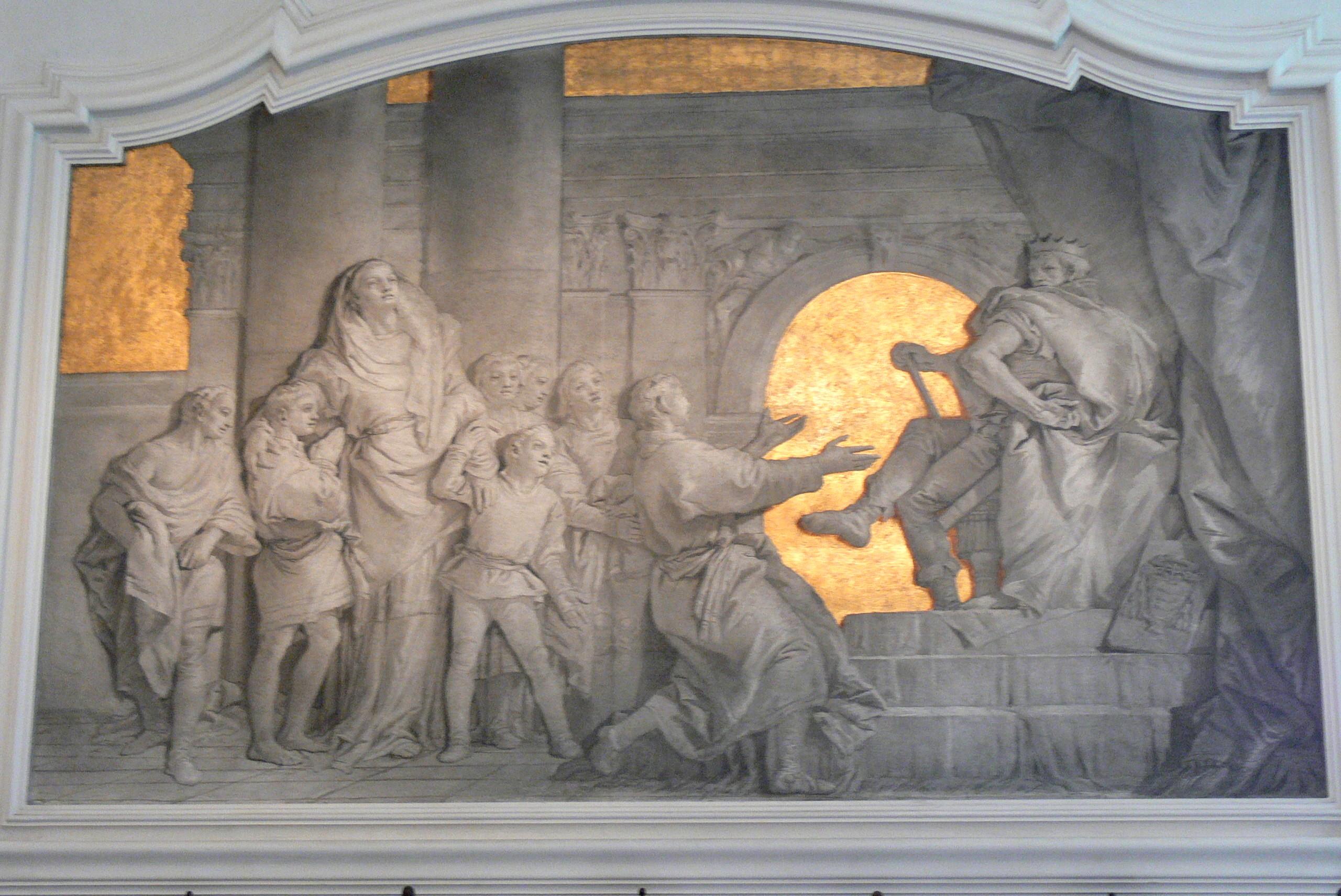 지오바니 도메니코 티에폴로 ( Giovanni Domenico Tiepolo )- (1727–1804 ...