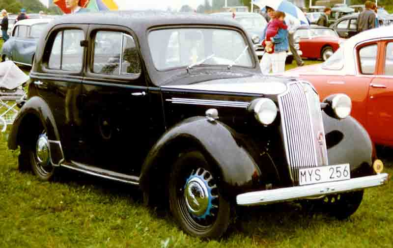 Pre War Vauxhall Cars For Sale