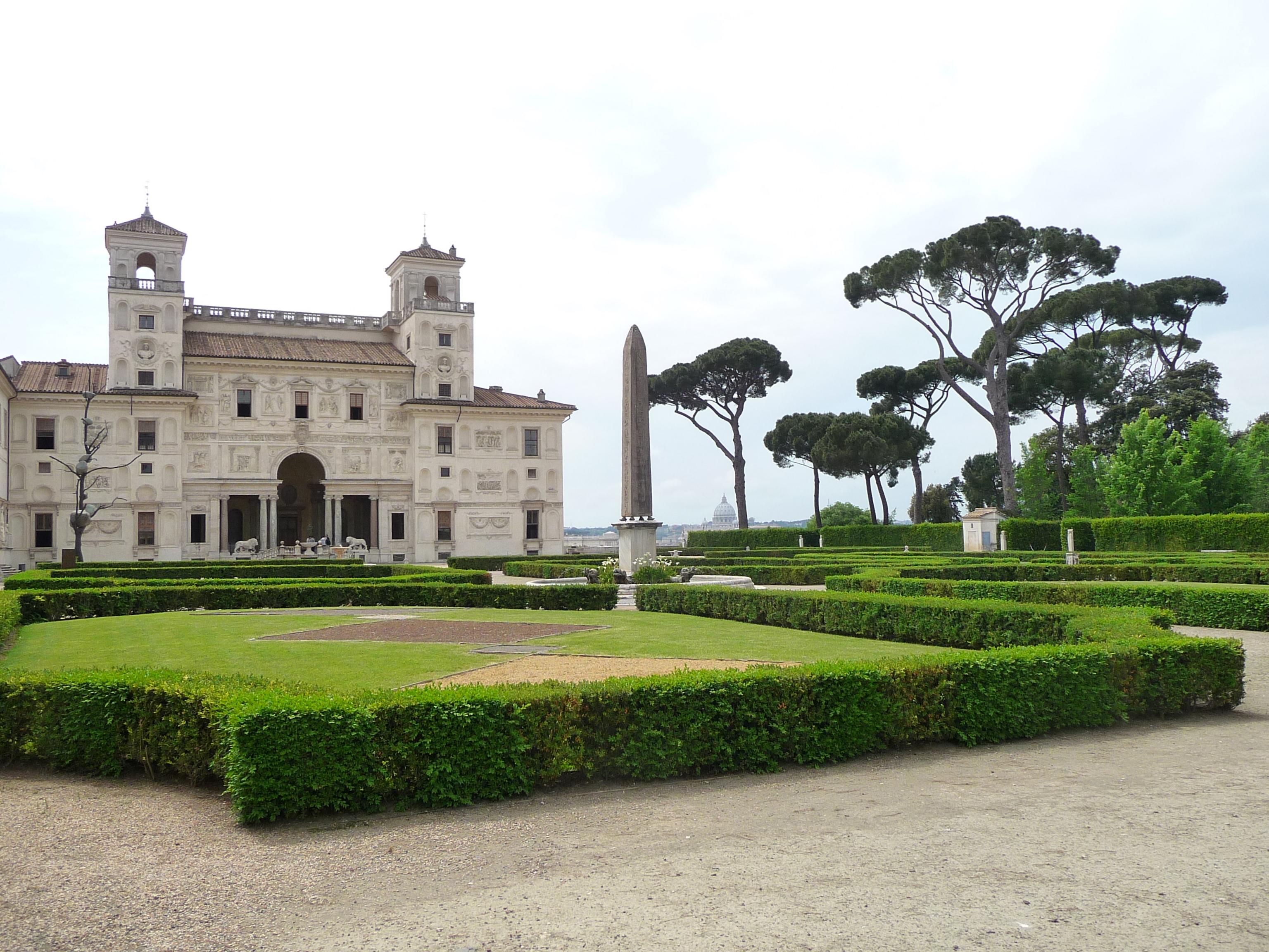 File villa medici roma 19 jpg wikimedia commons - Villa medicis rome chambres ...