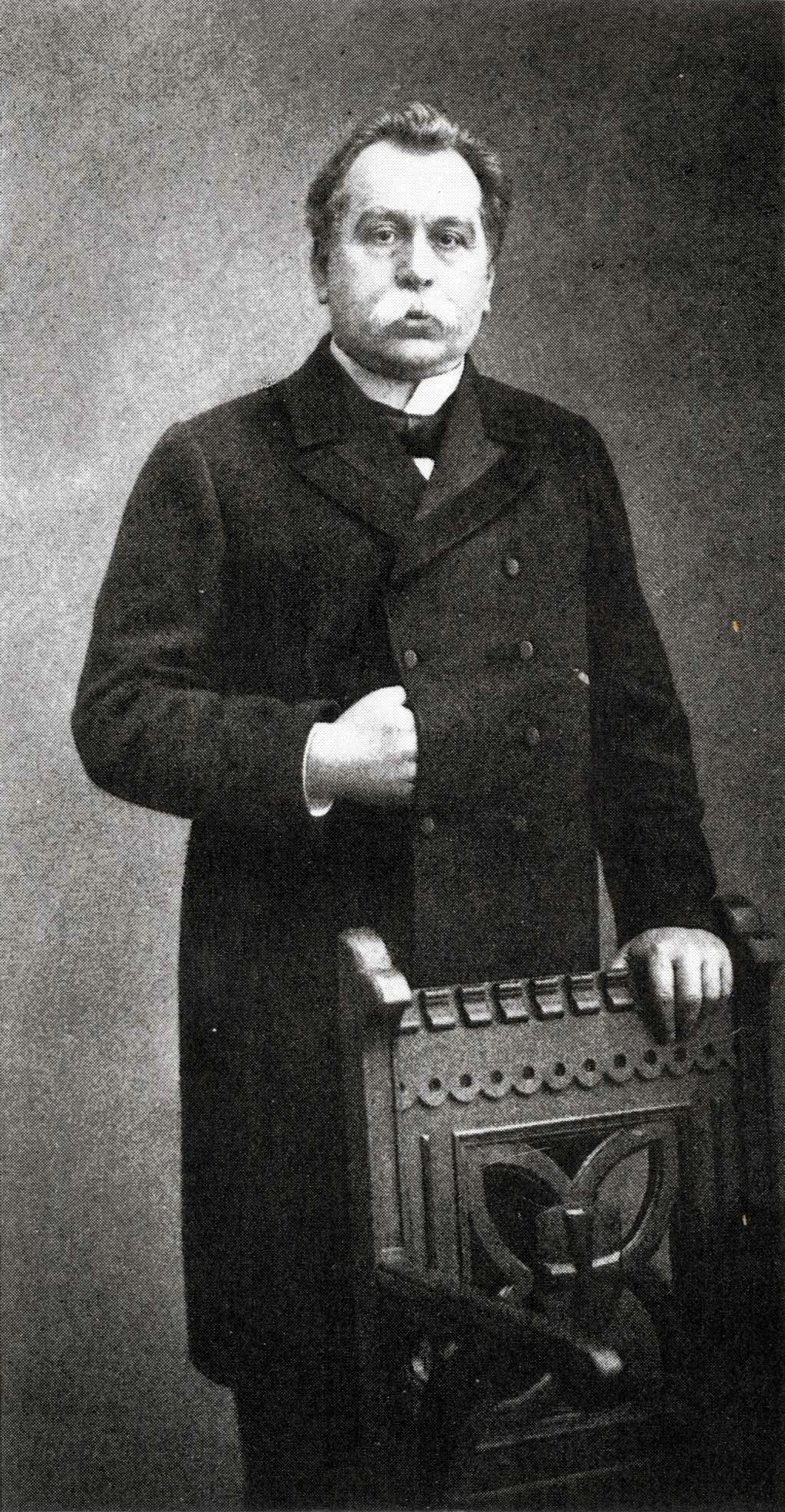 Pleve Vyacheslav Konstantinovich: biography 37