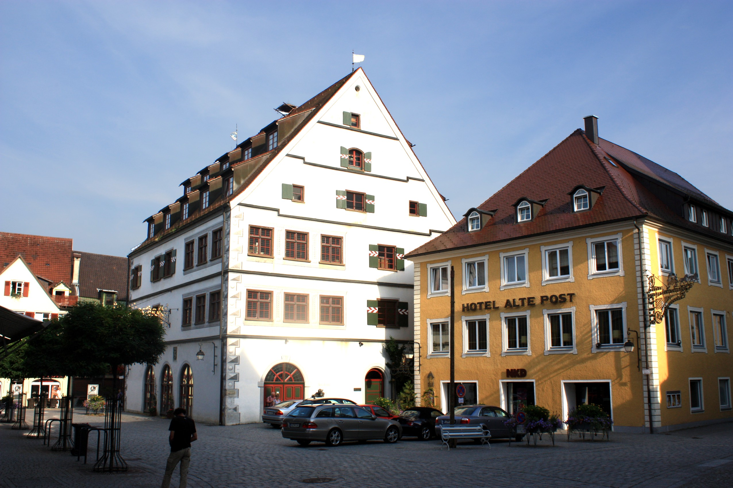 Hotel Alte Post Flensburg Parken