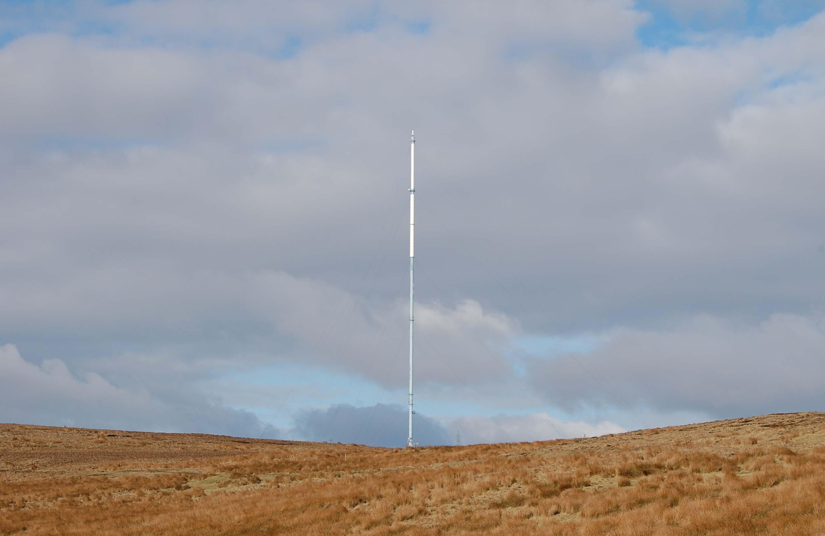 Winter Hill transmitting station - Wikipedia