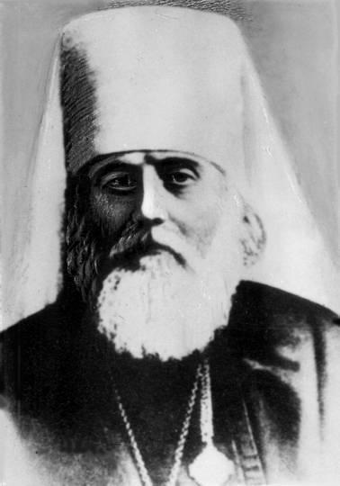 Митрополит Георгій (в миру Григорій Григорович Яроше́вський
