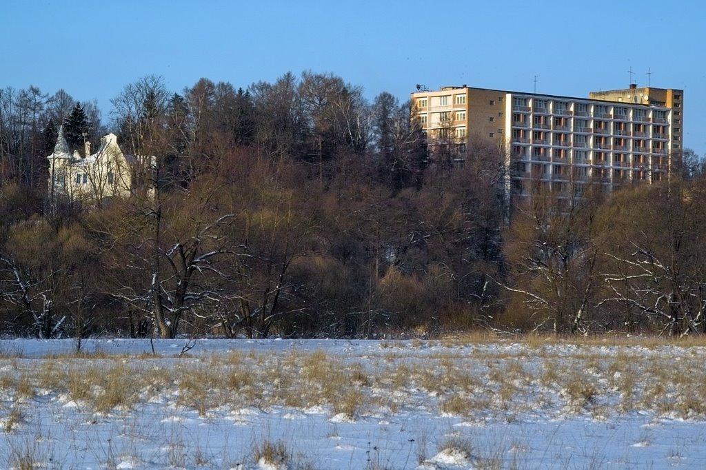Воробьёво (Калужская область) — Википедия