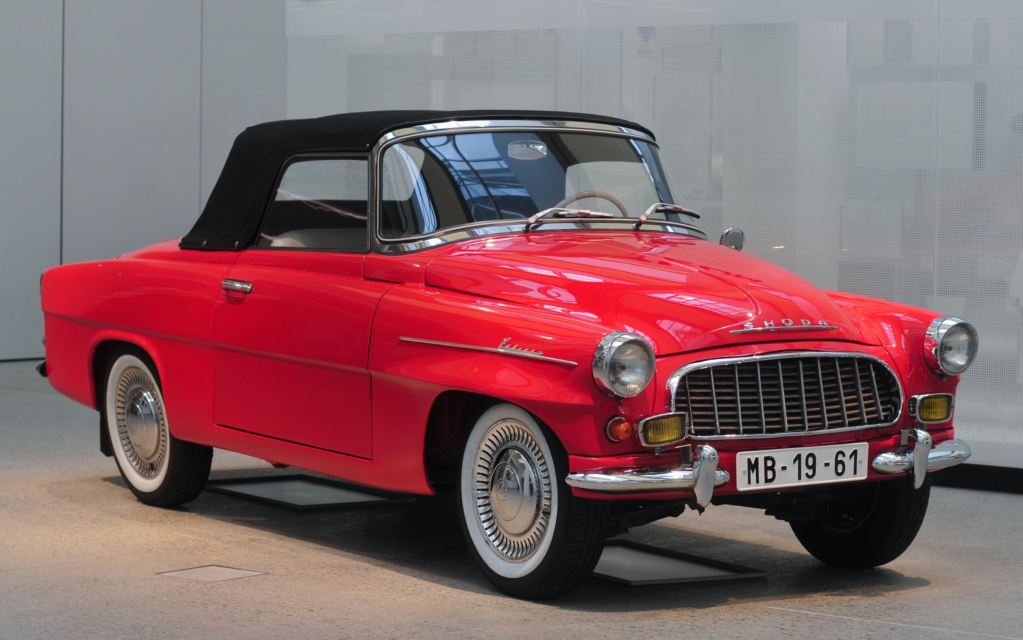 Image of Skoda Felicia 1.1L Cabriolet - [1961]