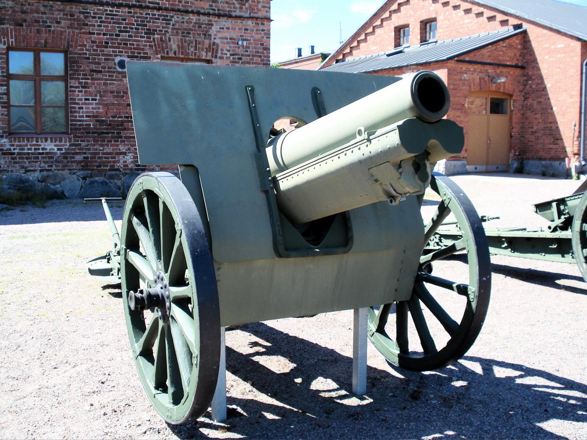 152 mm howitzer m1910 37 wikipedia. Black Bedroom Furniture Sets. Home Design Ideas