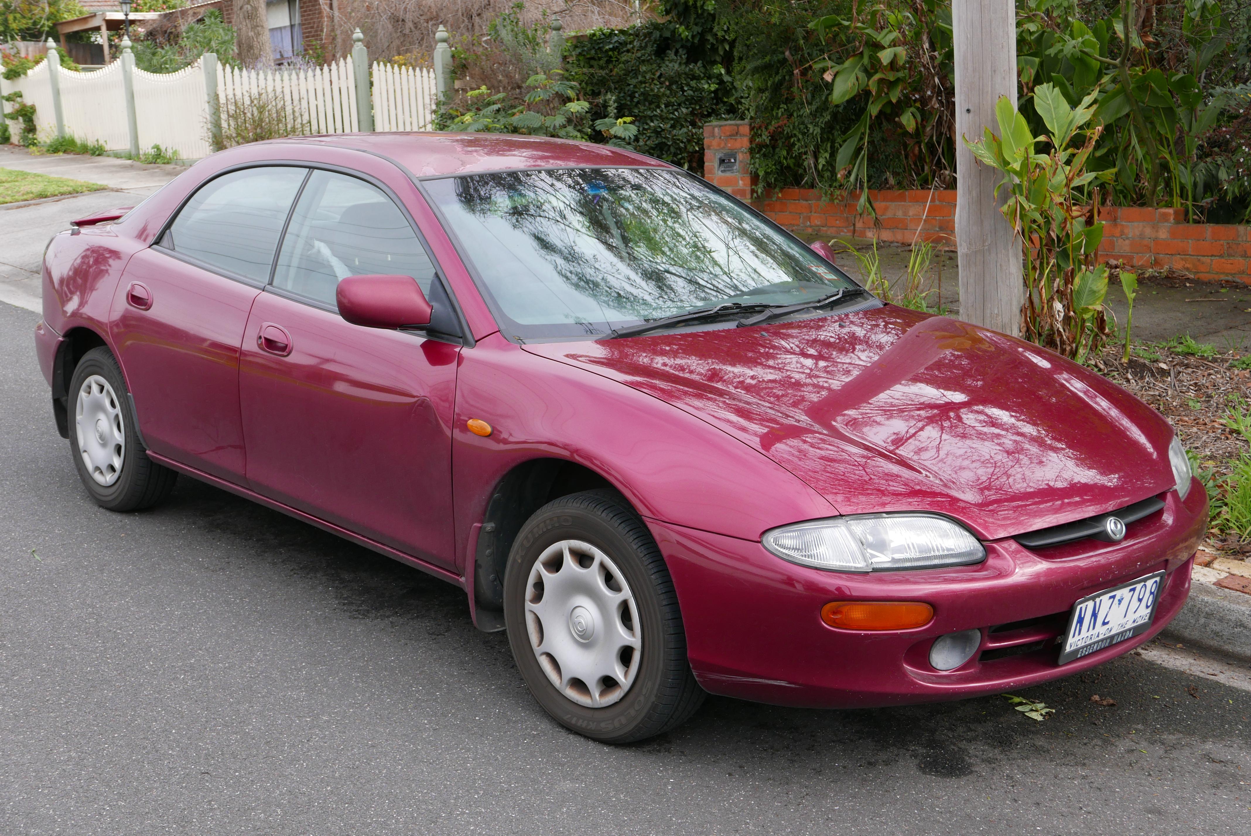 Mazda 323 mazda 323 altavistaventures Images