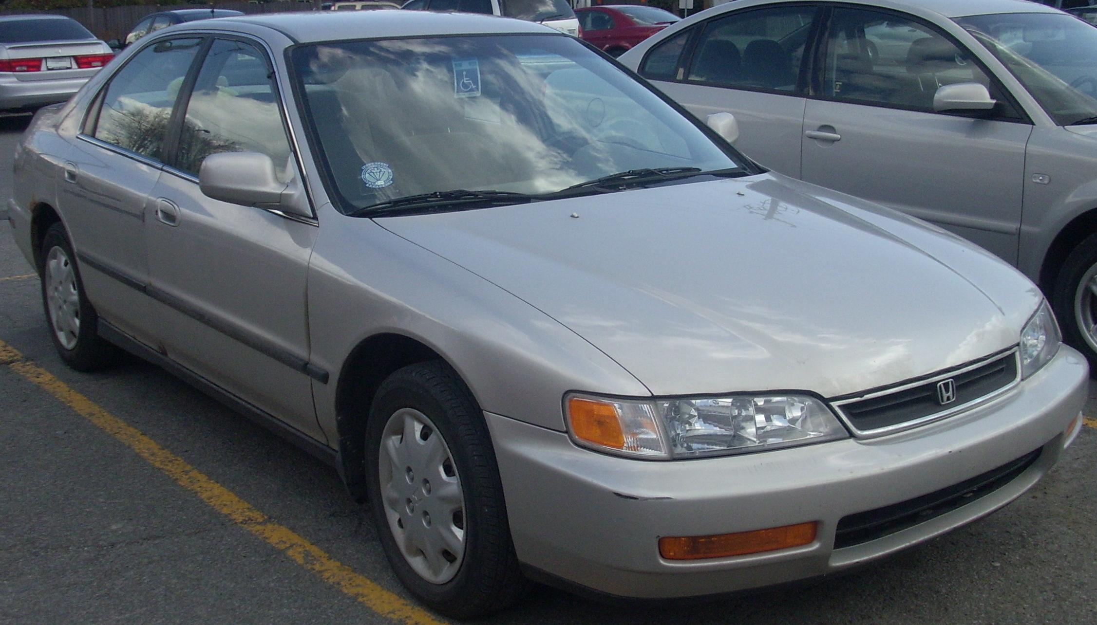 What trim level is this OEM 94 97 Accord lip from Honda