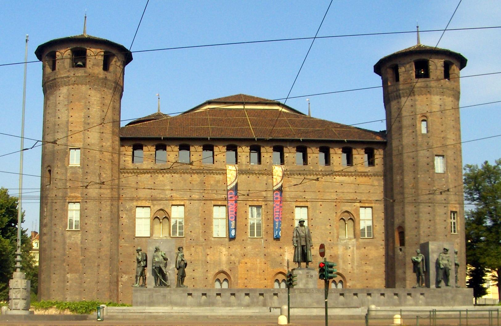 Resultat d'imatges de palazzo madama