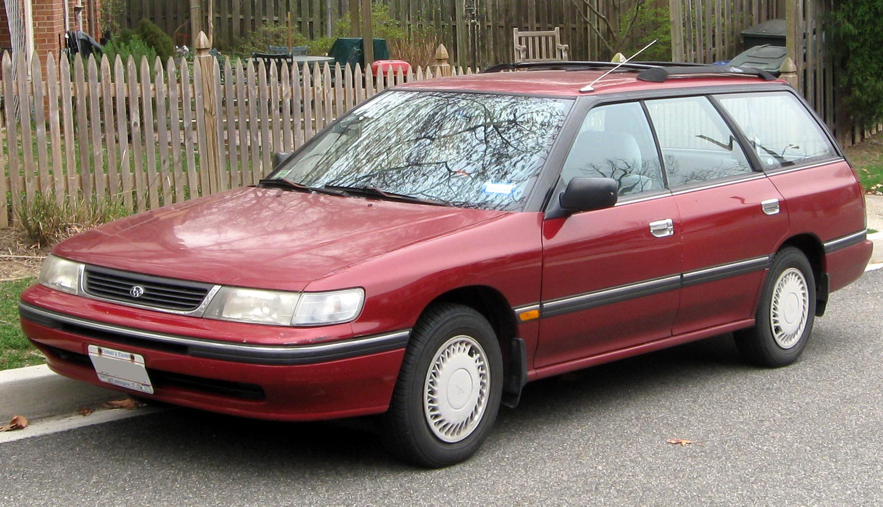 File:1st Subaru Legacy wagon -- 03-16-2012 front.JPG - Wikimedia Commons