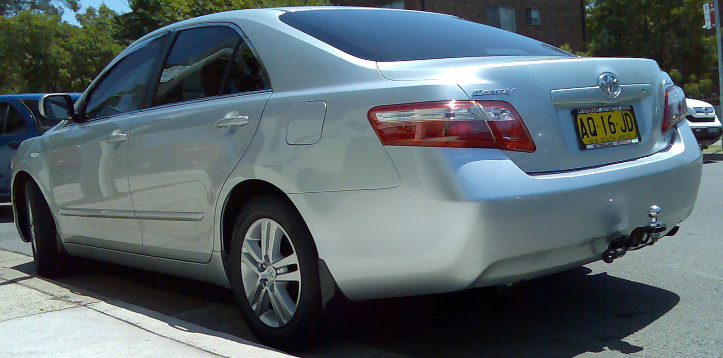 File 2006 2008 Toyota Camry Acv40r Altise Sedan 03 Jpg