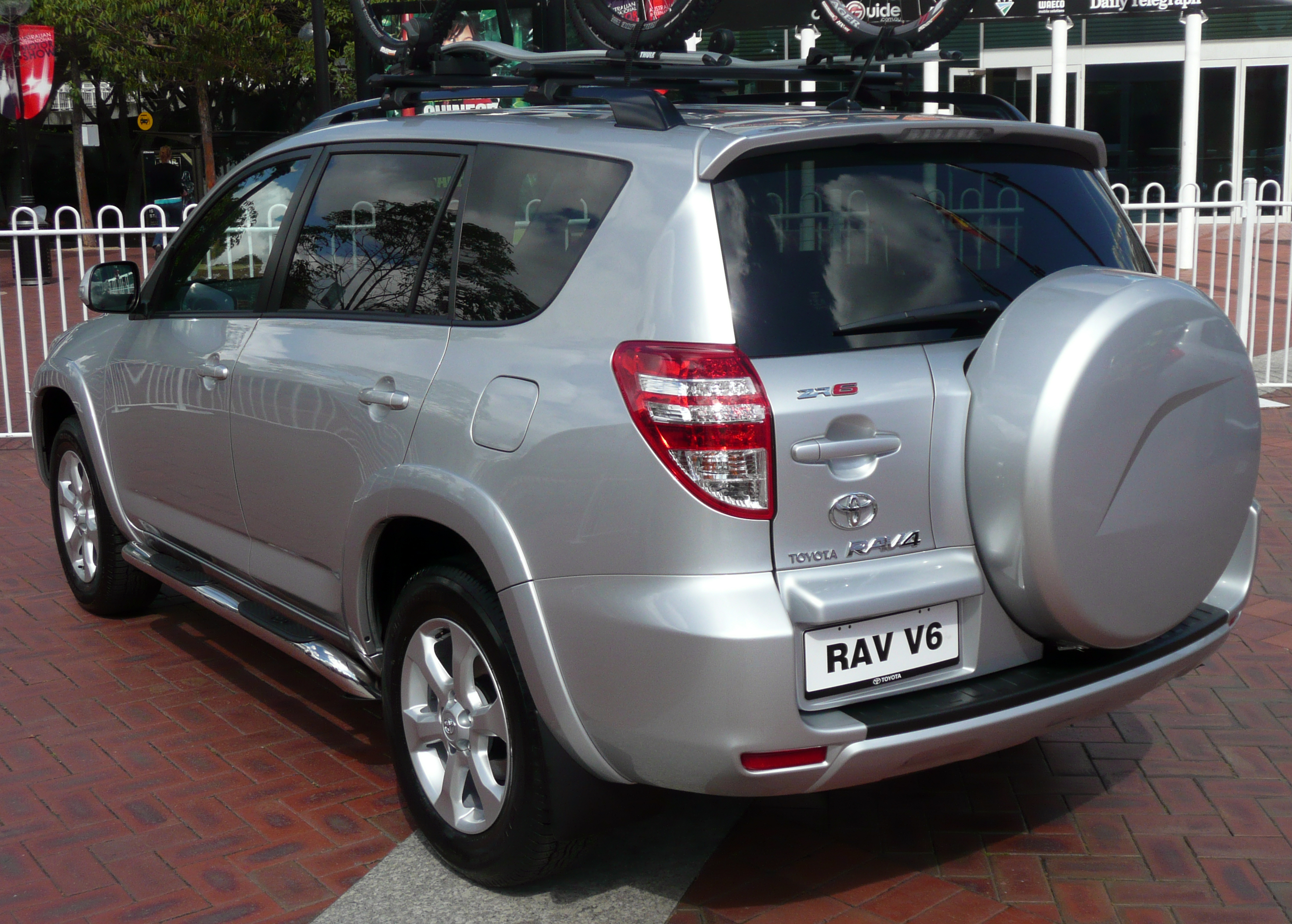File:2008 Toyota RAV4 (GSA33R MY09) ZR6 Wagon (2008 10