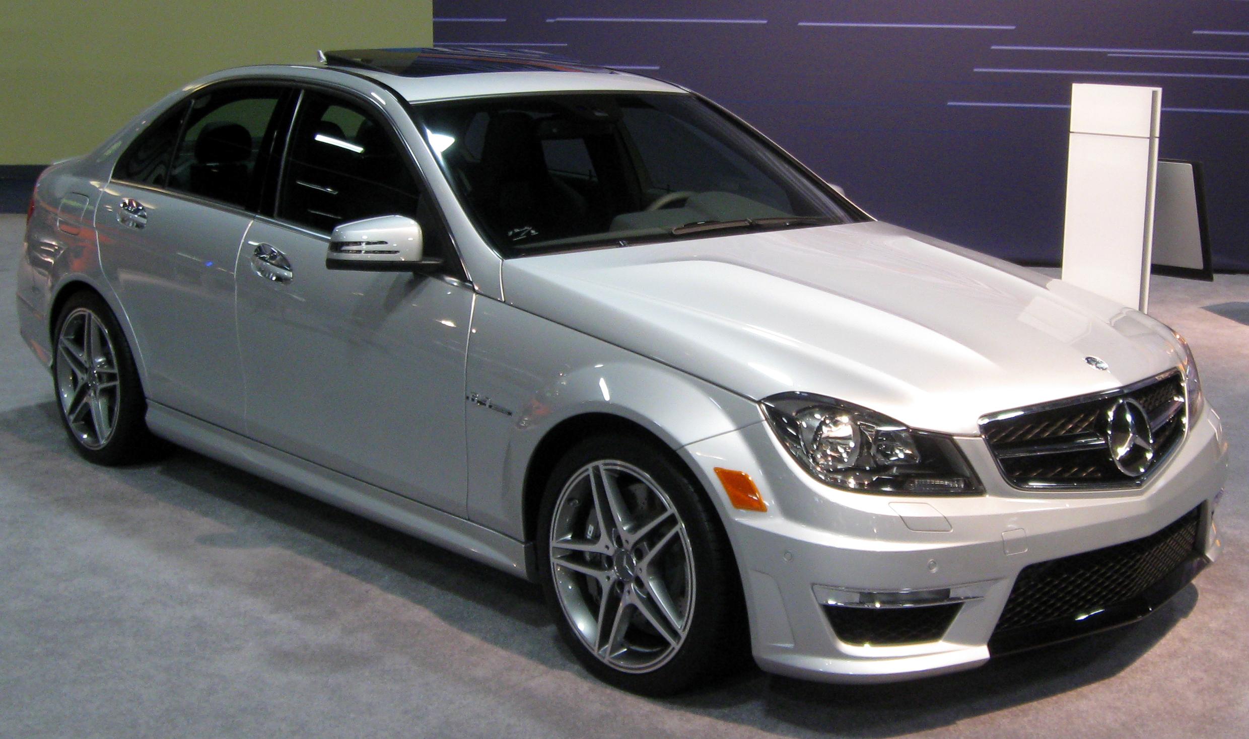 File 2012 Mercedes Benz C63 Amg Sedan 2012 Dc Jpg Wikimedia Commons