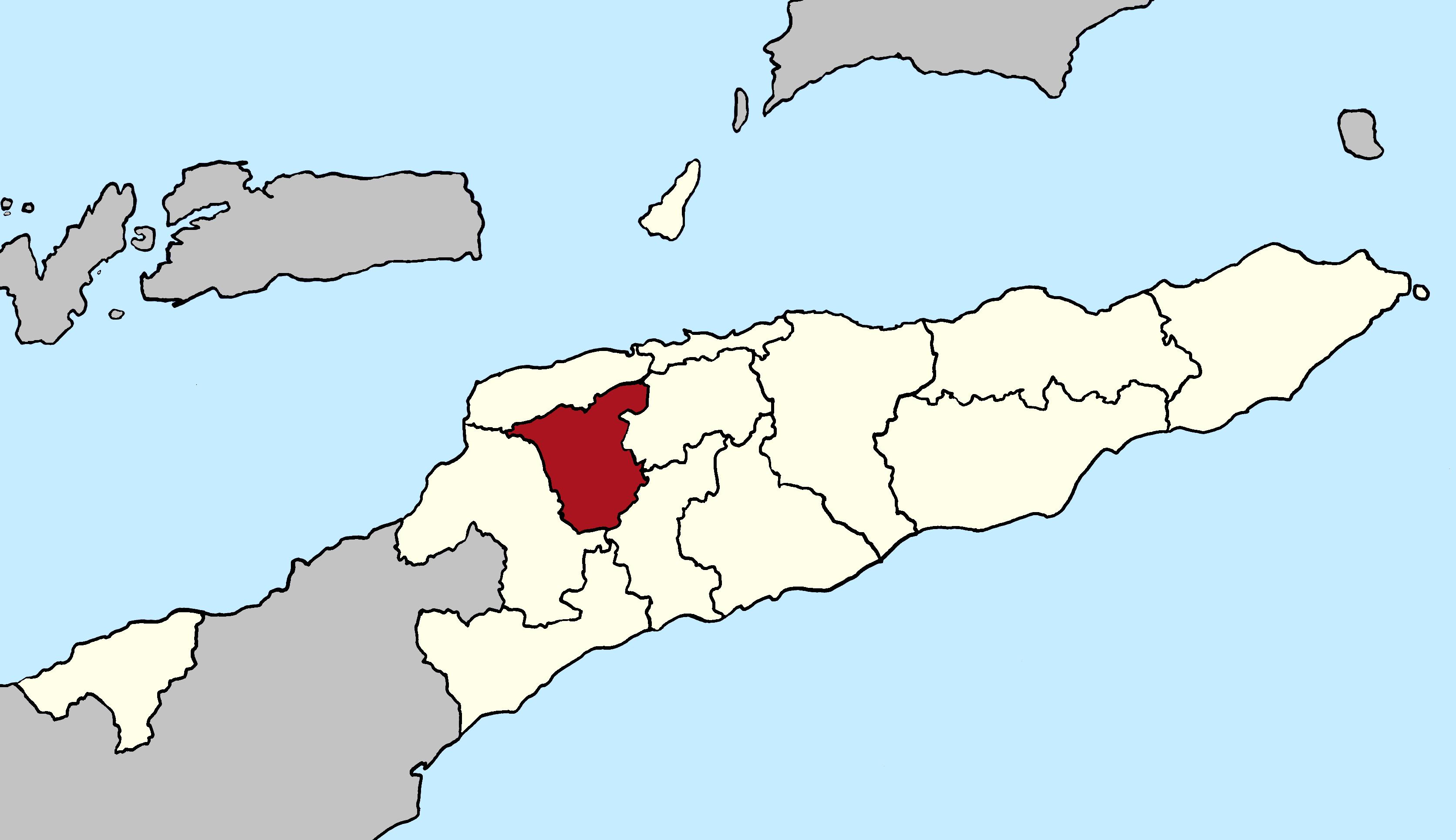 Ermera (Gemeinde) – Wikipedia