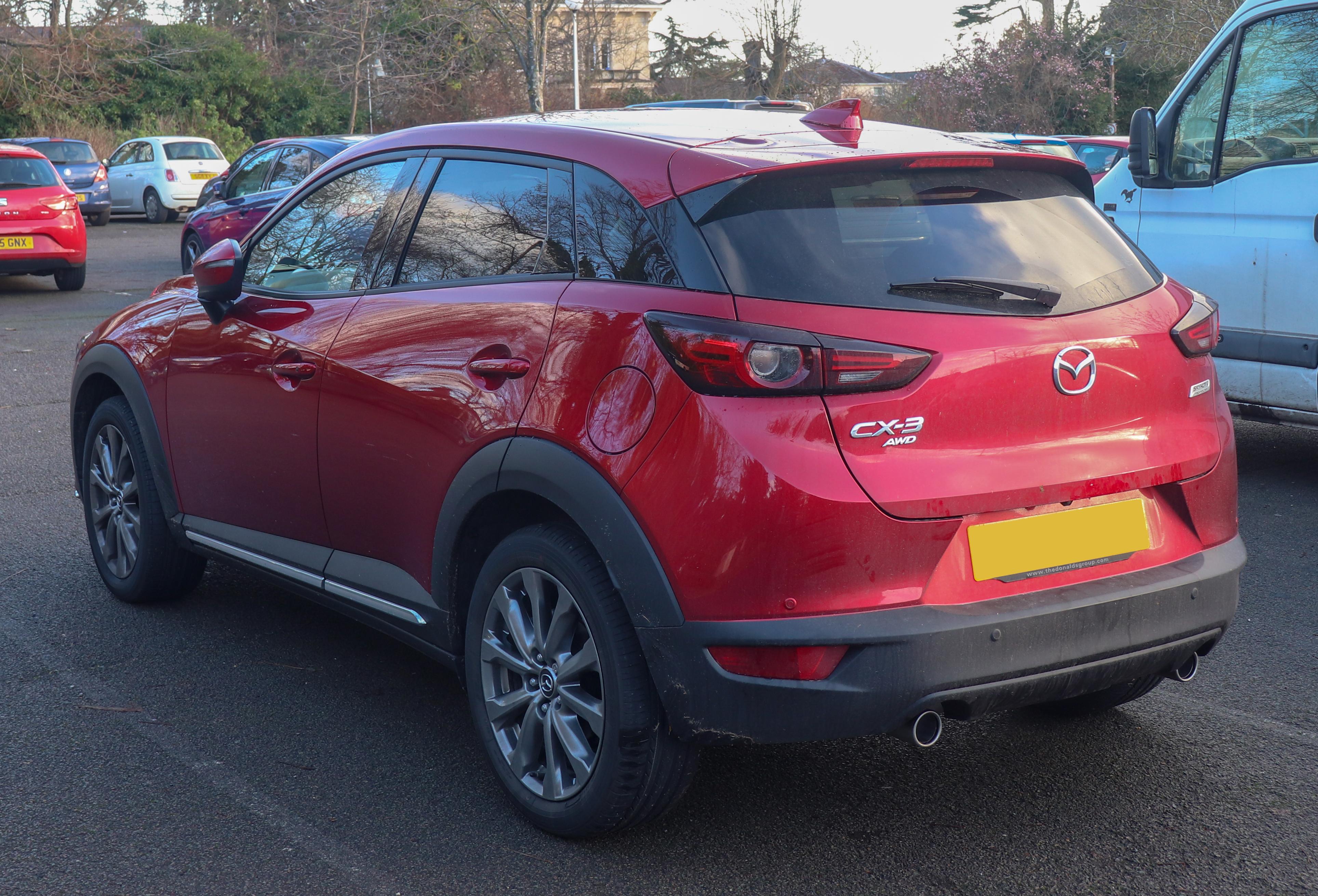 Kekurangan Mazda Cx 3 4X4 Spesifikasi
