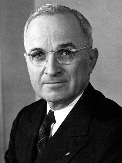 the forces of intolerance during the presidency of harry s truman The korean war: on what legal basis did truman act by lollis fishe l introduction president harry truman's commitment of us troops to korel in june1950.