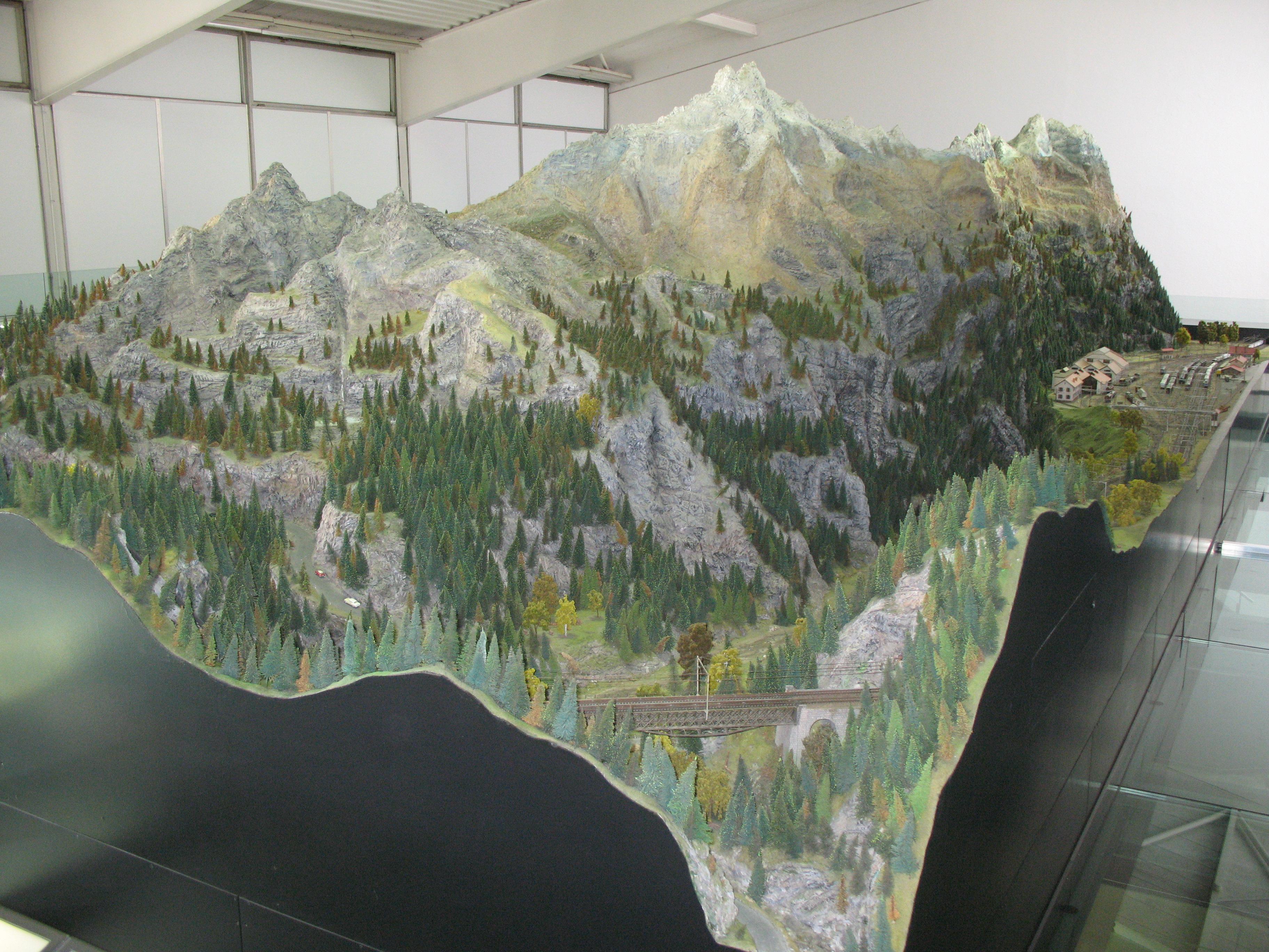 Model Railroad Spray Paint