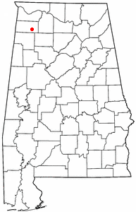 Loko di Phil Campbell, Alabama