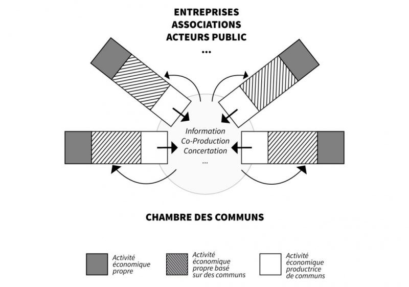 Acteurs économiques producteurs de communs