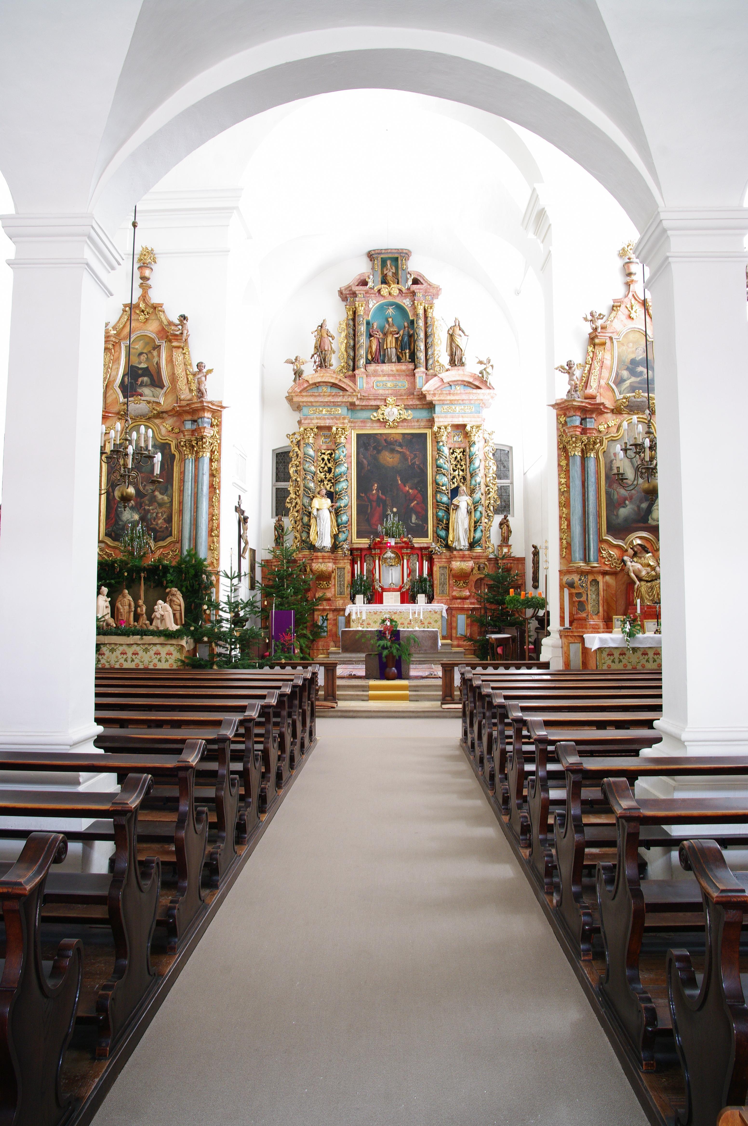 File Adelhauser Kirche Freiburg 06 Wikimedia mons