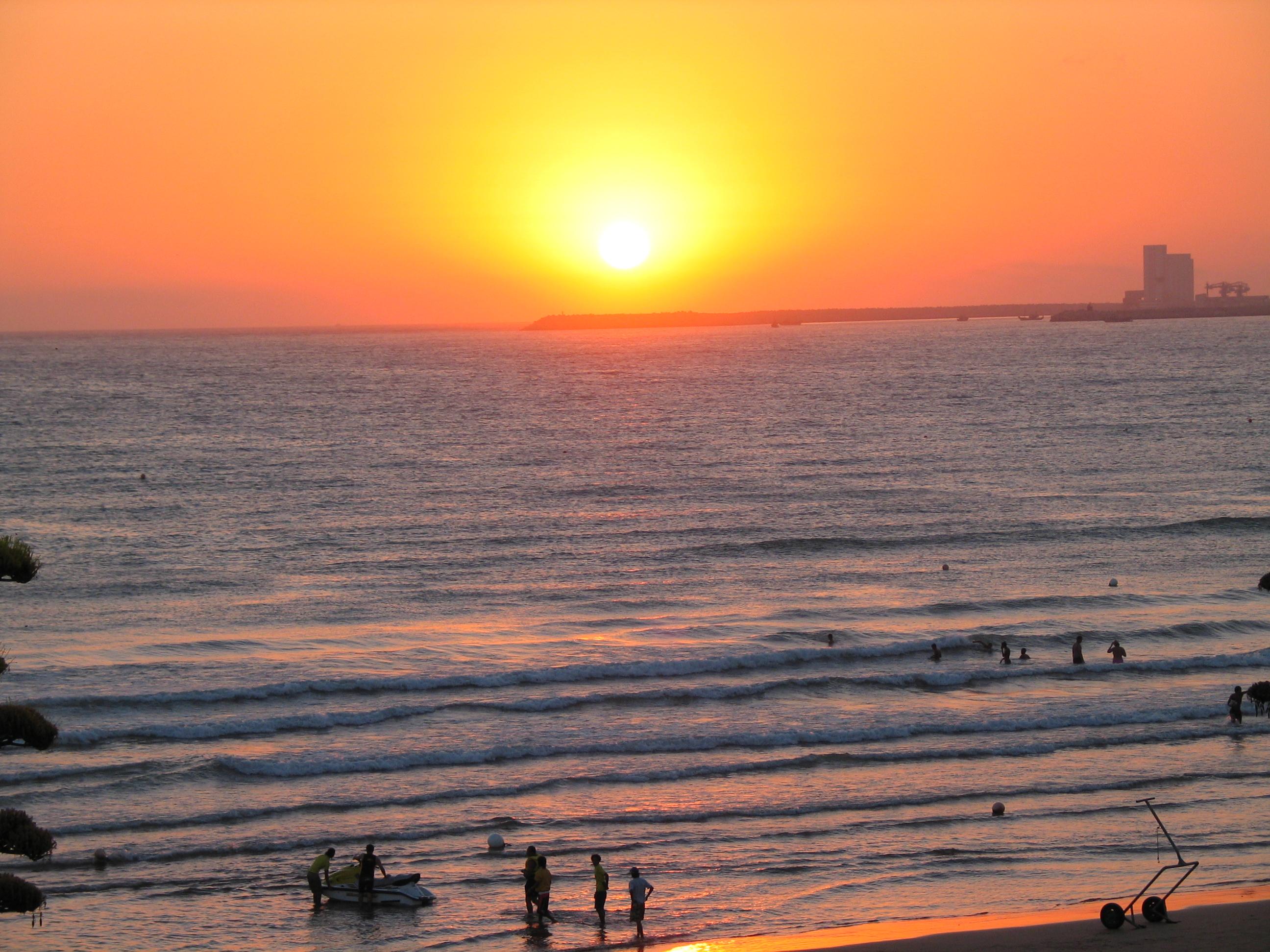 coucher de soleil - photo #45