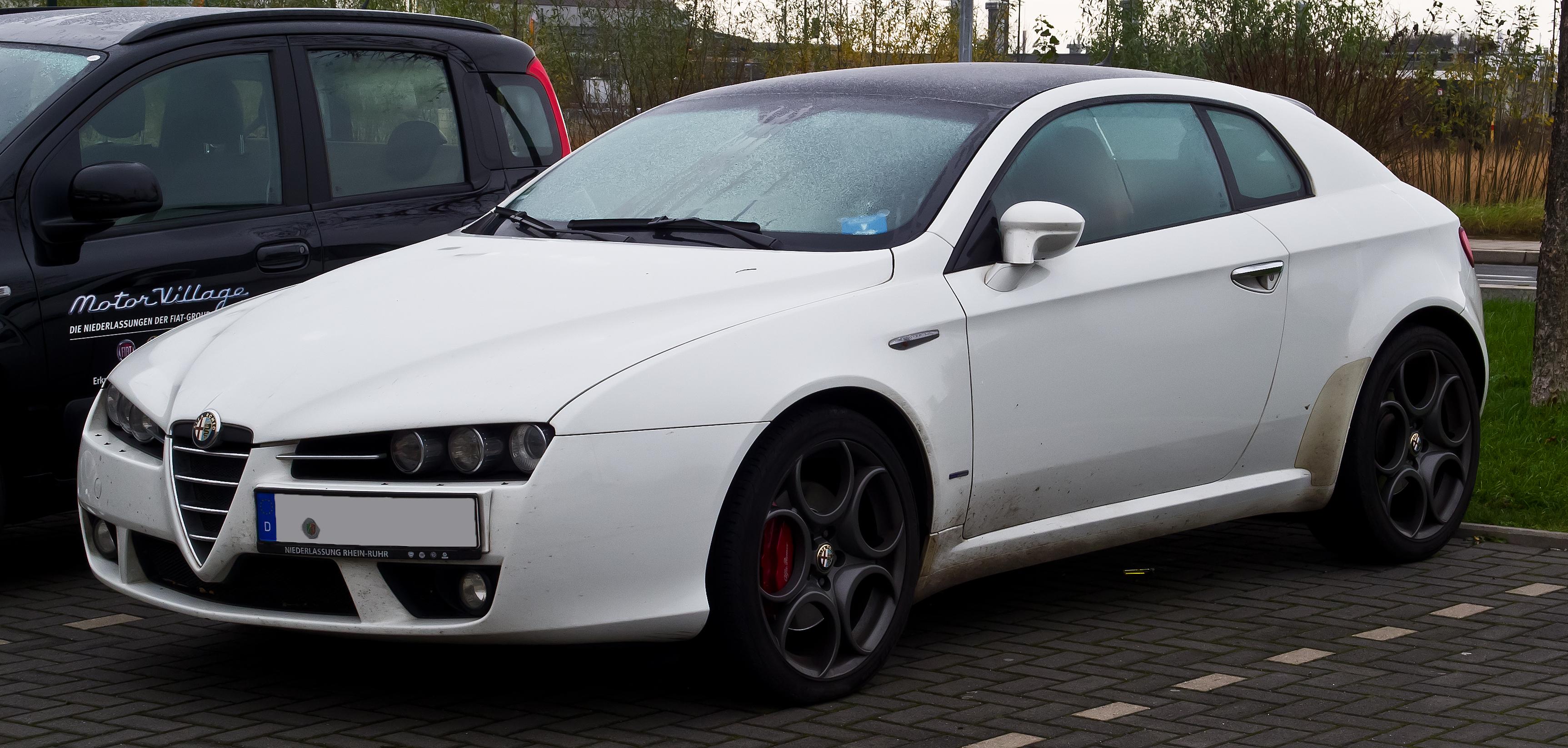 Alfa Romeo Brera – wolna encyklopedia