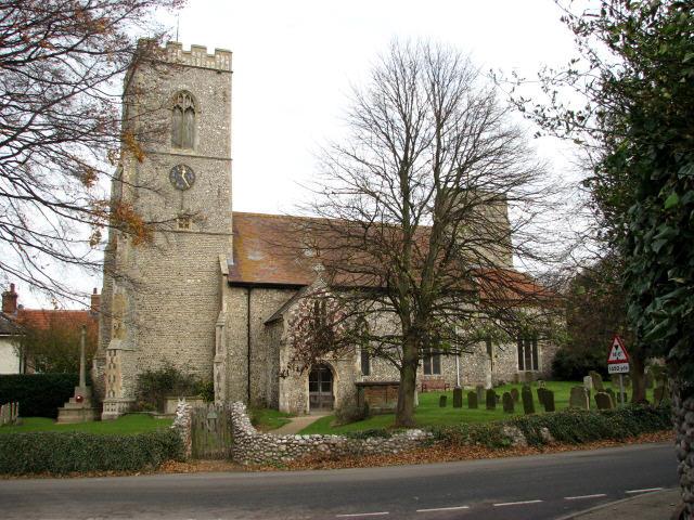 All Saints Church (1) - geograph.org.uk - 614155