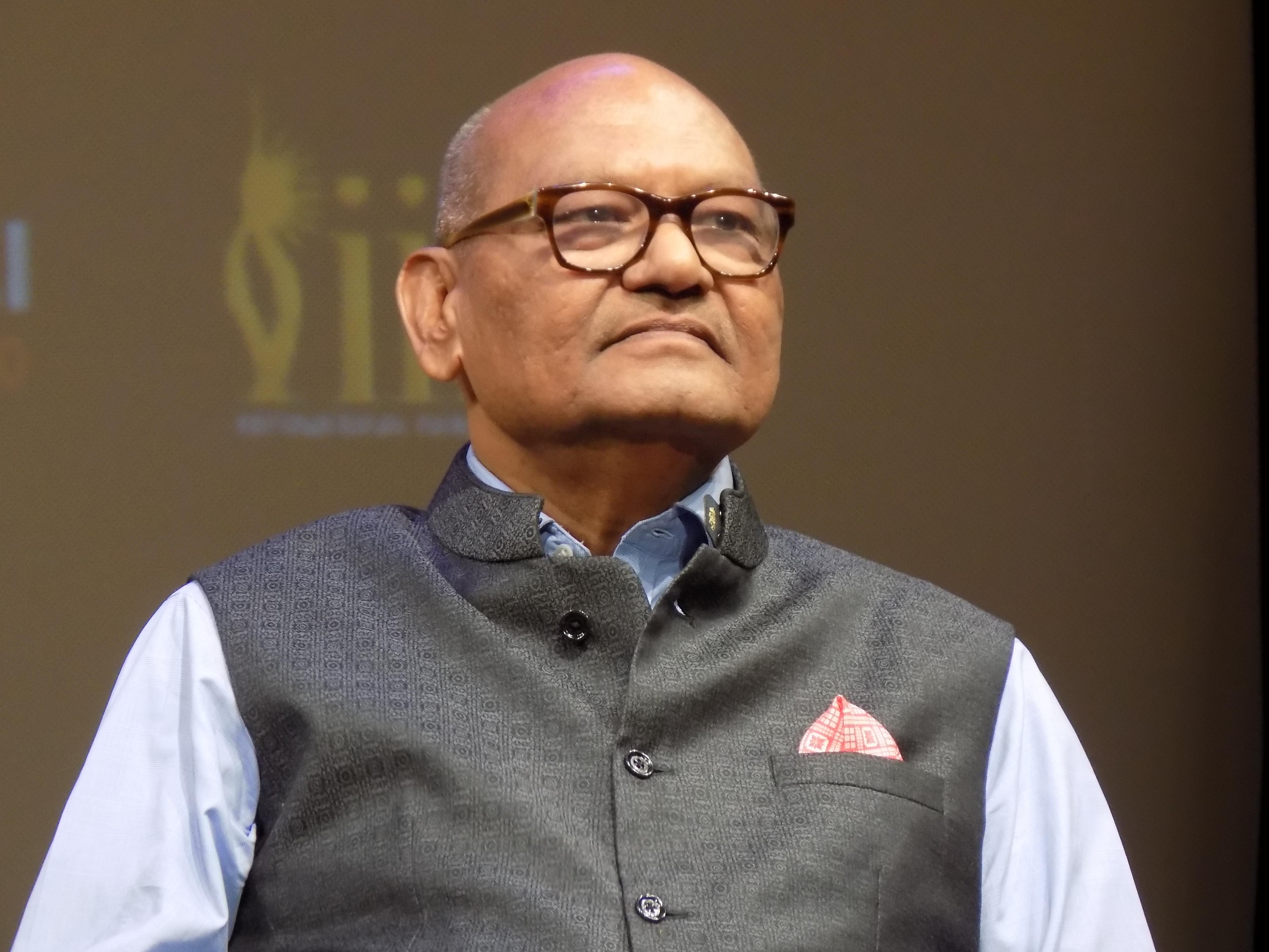 Anil Agarwal (industrialist) - Wikipedia