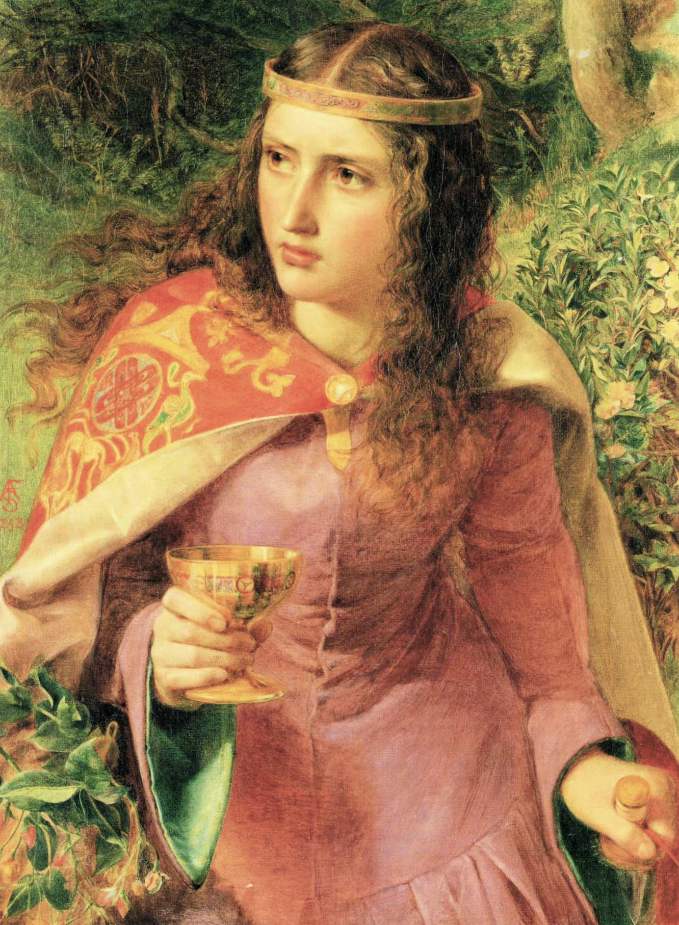 Anthony Frederick Sandys - Queen Eleanor.JPG