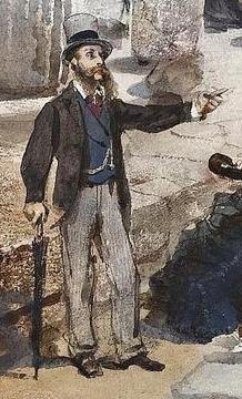 Anton Romako - Selbstporträt (Detail).jpg