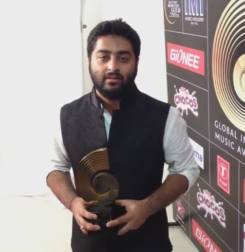 List of awards and nominations received by Arijit Singh