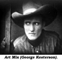 Art Mix American actor