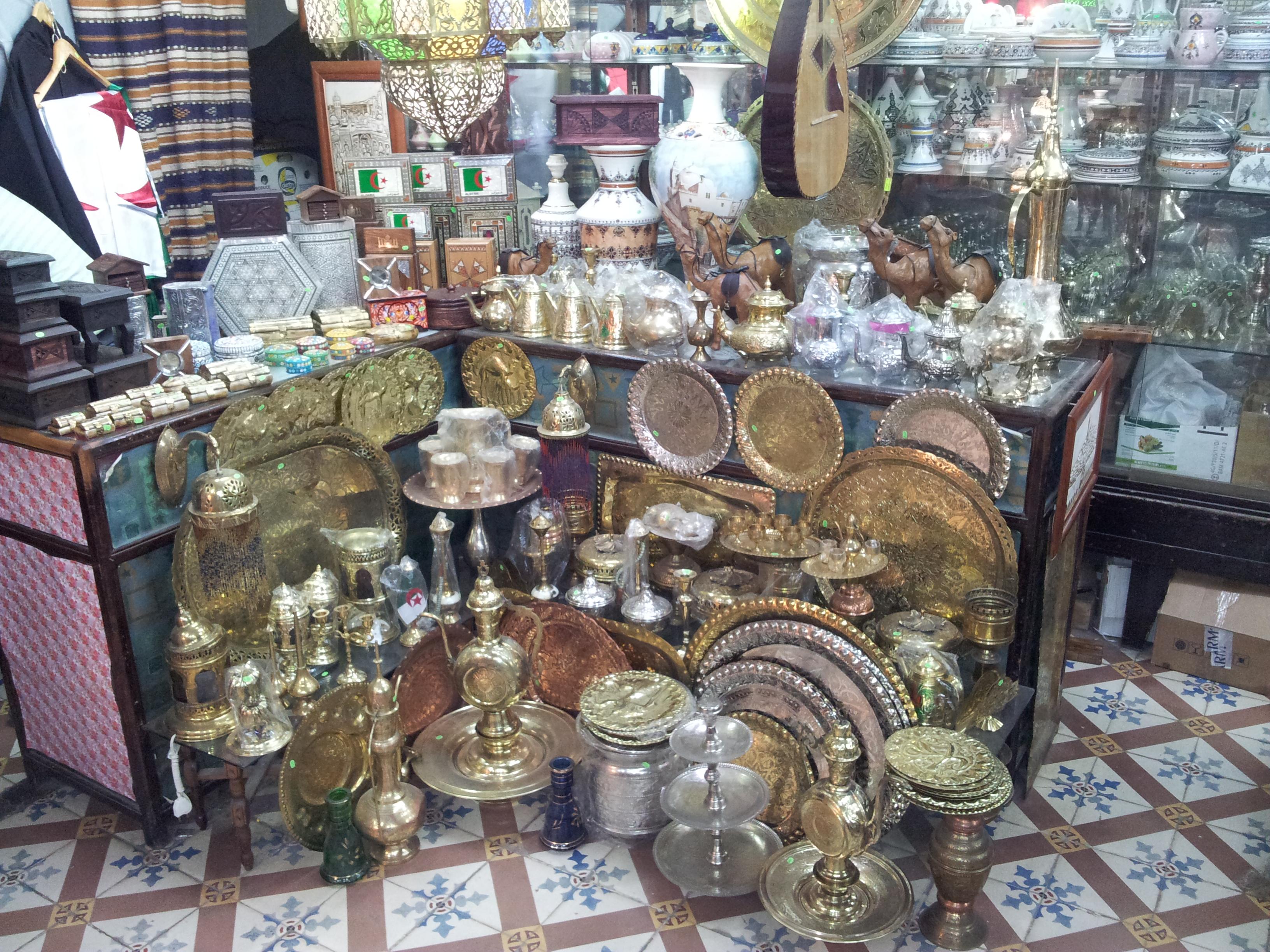 artisanat algerien