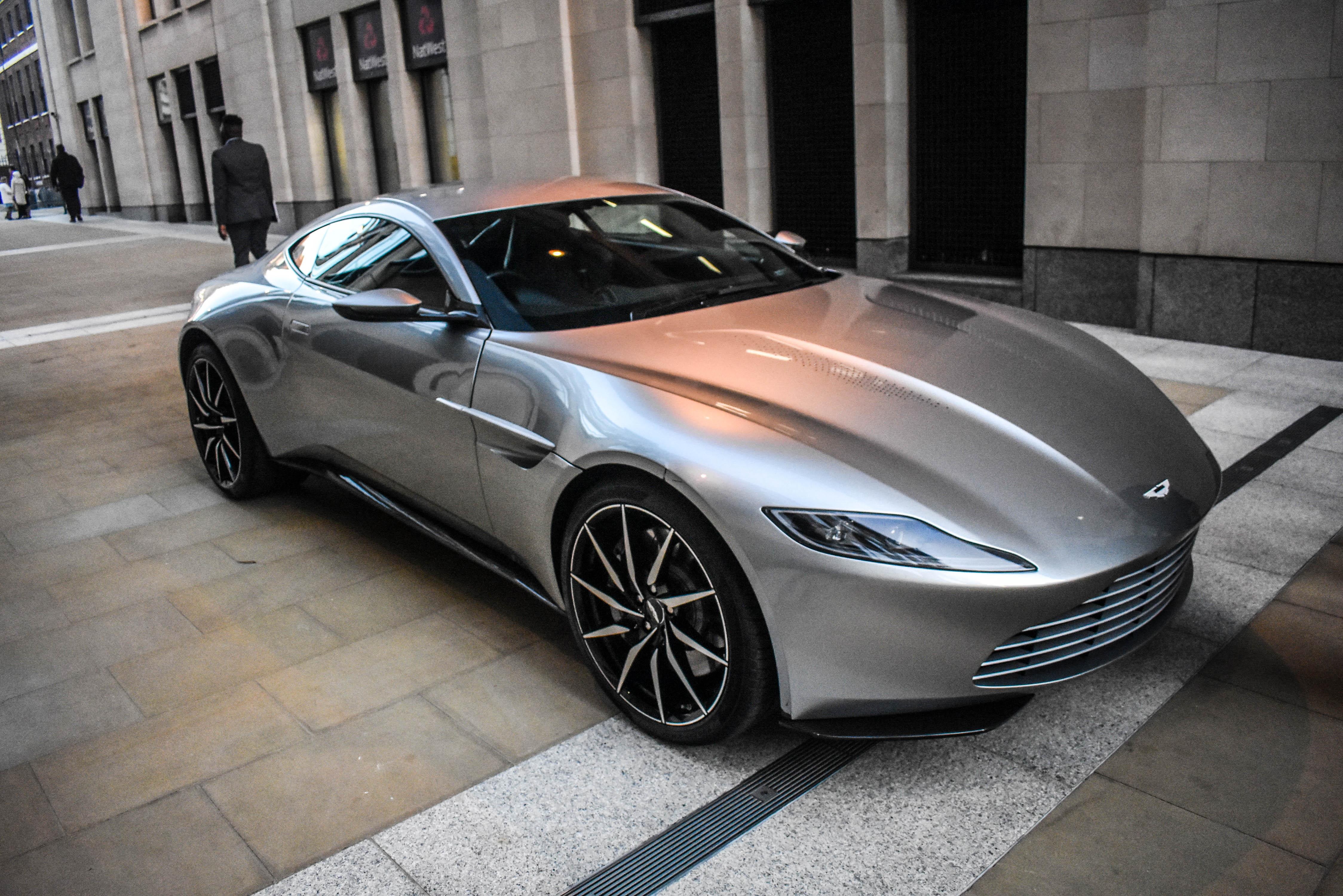 Aston Martin Db10 Wikipédia