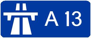 A139 autoroute #