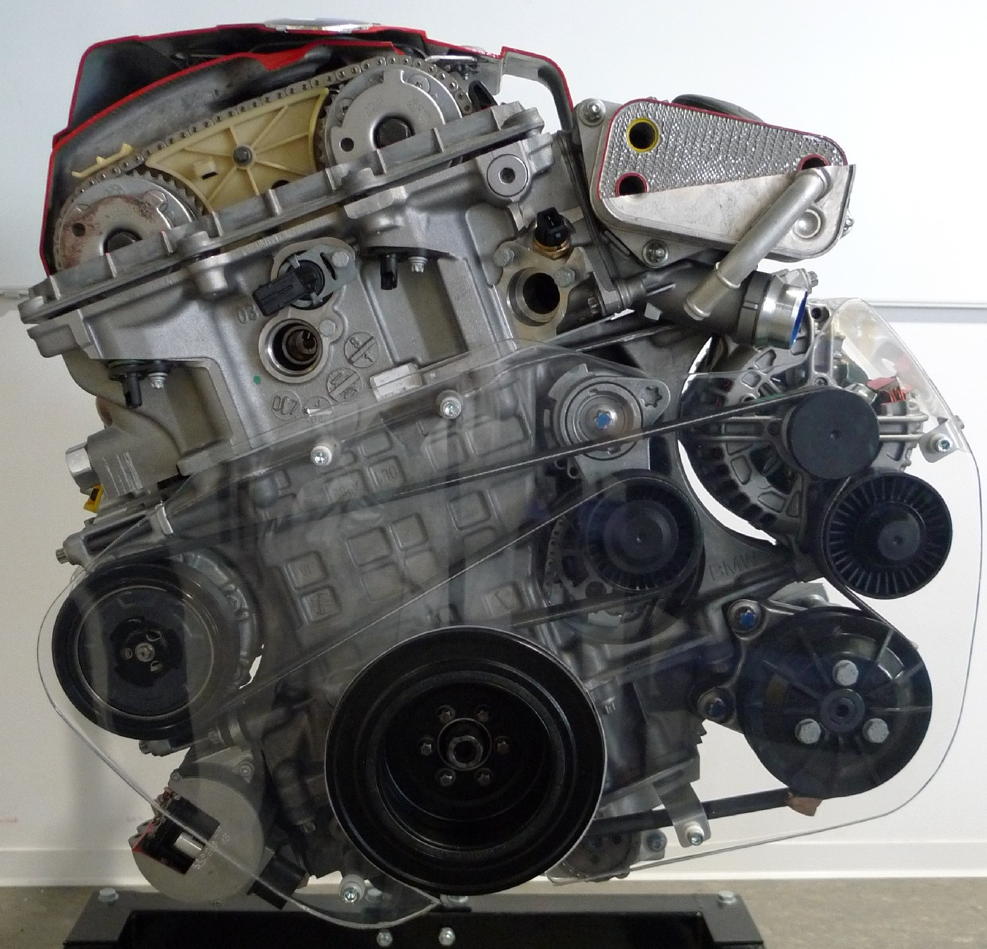 Bmw N52 Wikipedia 2011 328i Xdrive Engine Diagrams Front Of The