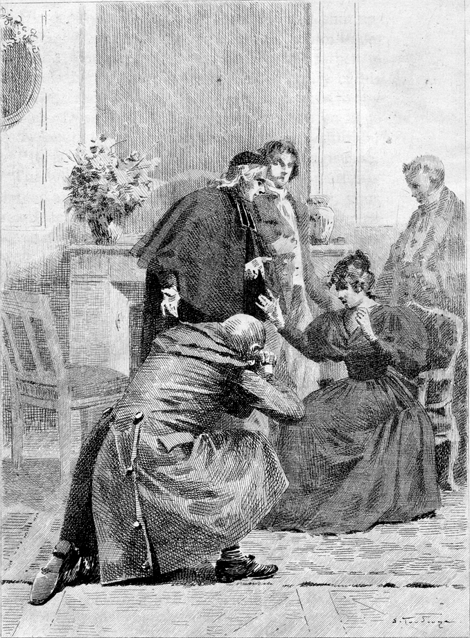 a summary of chapters 1 to 6 in the novel eugenie grandet by honore de balzac Eugénie grandet balzac immediately draws the reader in with his description of   only 6 people in the town were allowed to call at his house: m cruchot  m  grandet plays one against the other and seems to slightly favor which  making  book-keeping errors and not stammering to obtain crafty benefits.