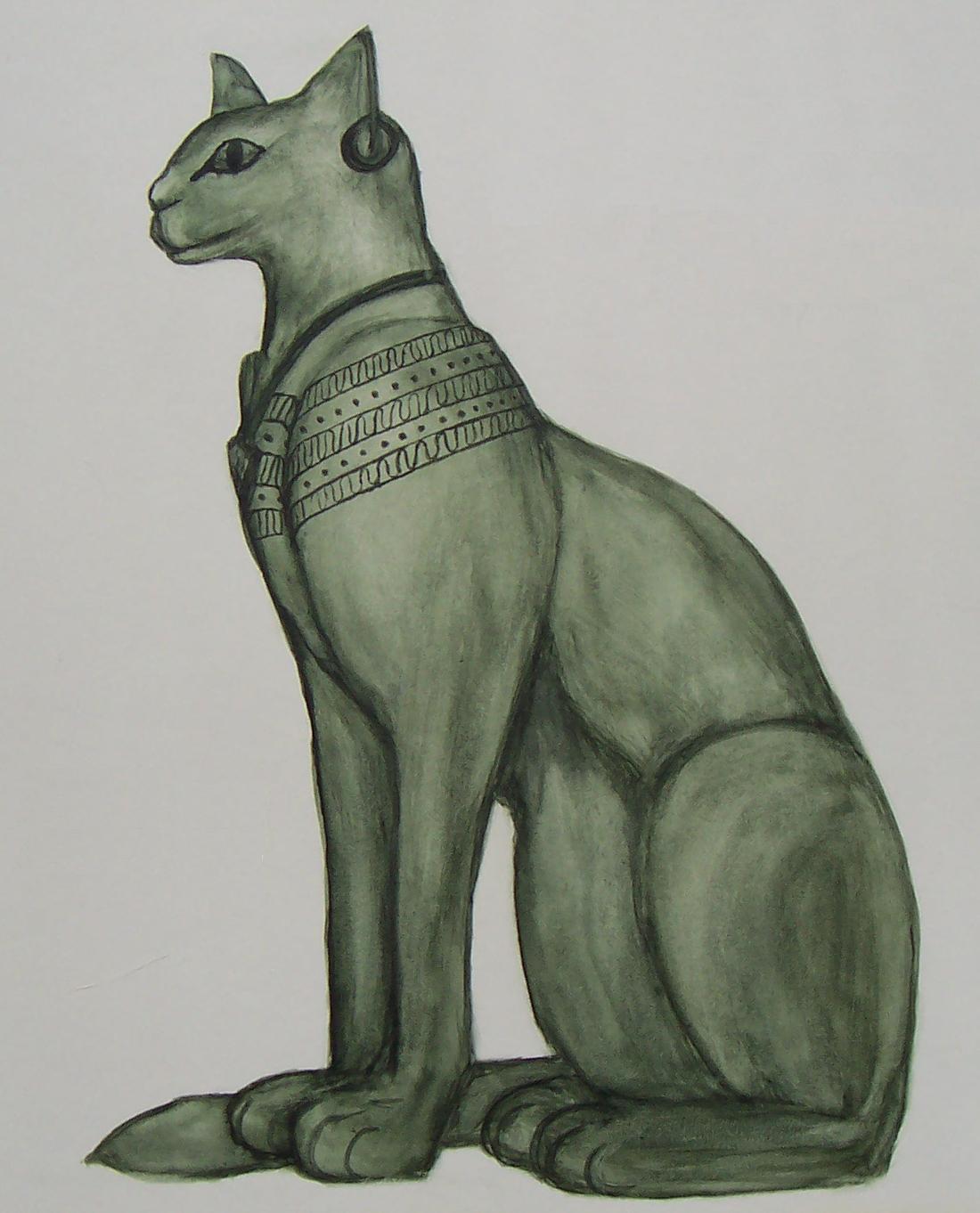 egyptian bastet costume