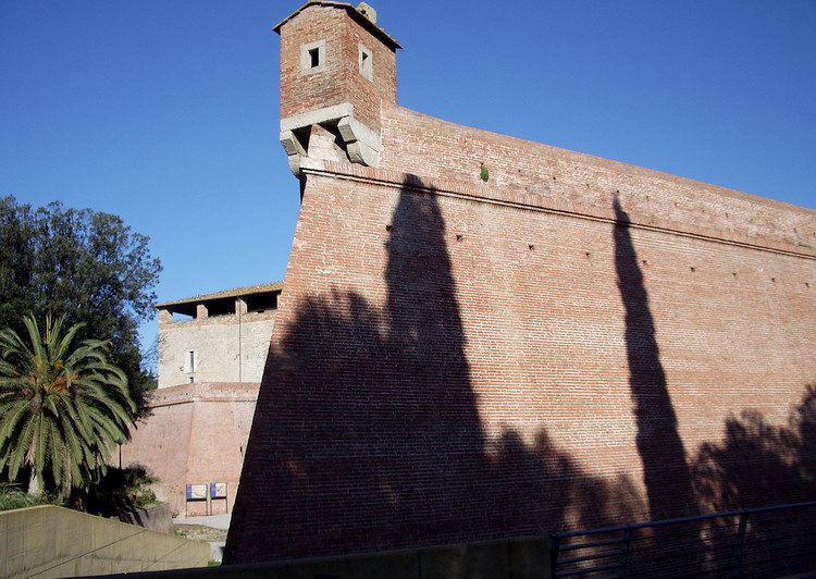 Bastione Fortezza lato sud