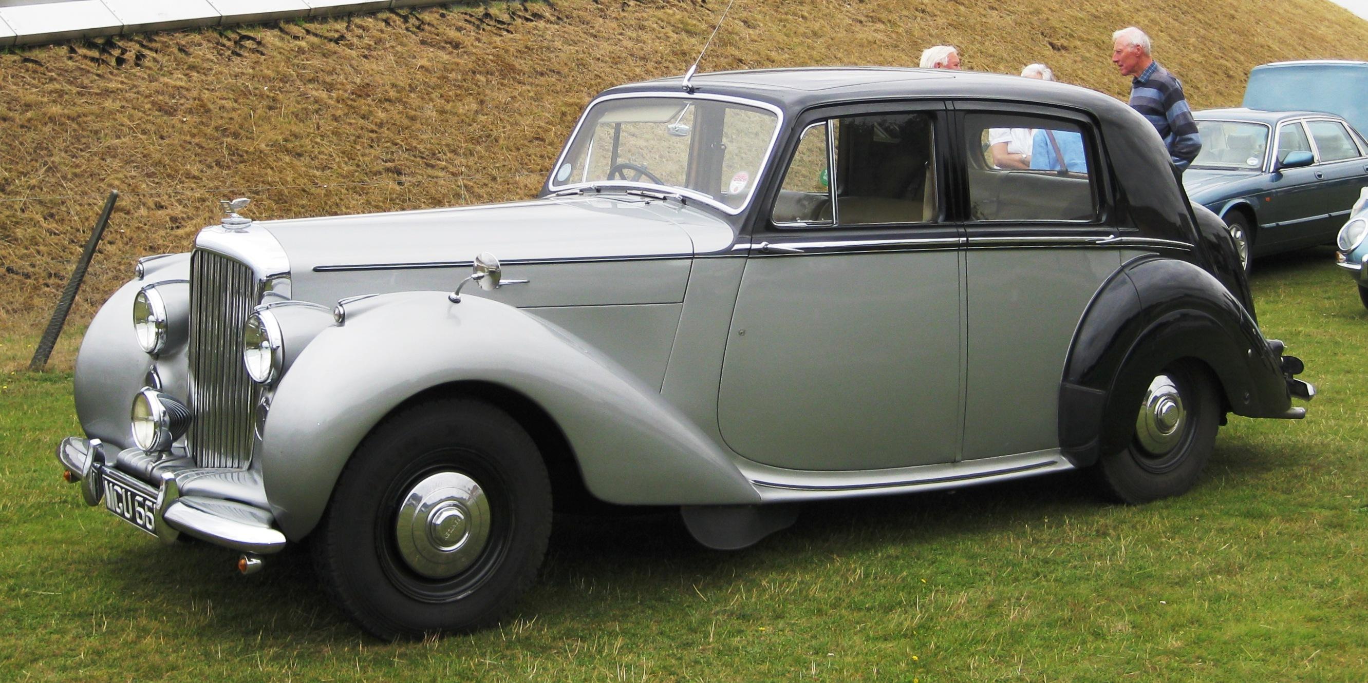 File Bentley Mark Vi 4566cc September 1951 Jpg Wikimedia