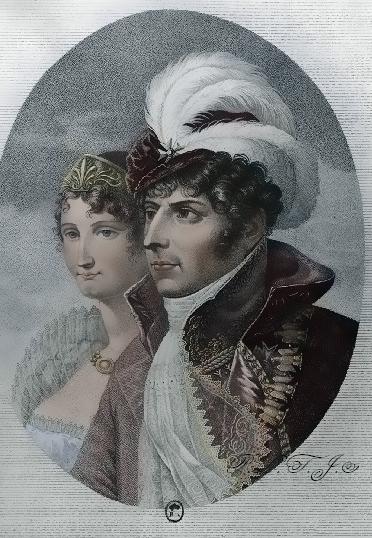 Bernadotte et Desiree