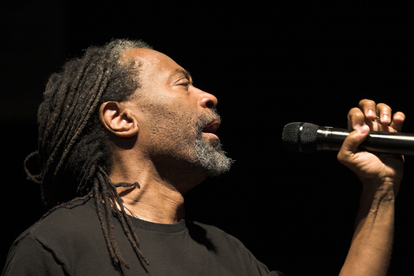 "ボビー・マクファーリン(Robert ""Bobby"" McFerrin, Jr.)Wikipediaより"
