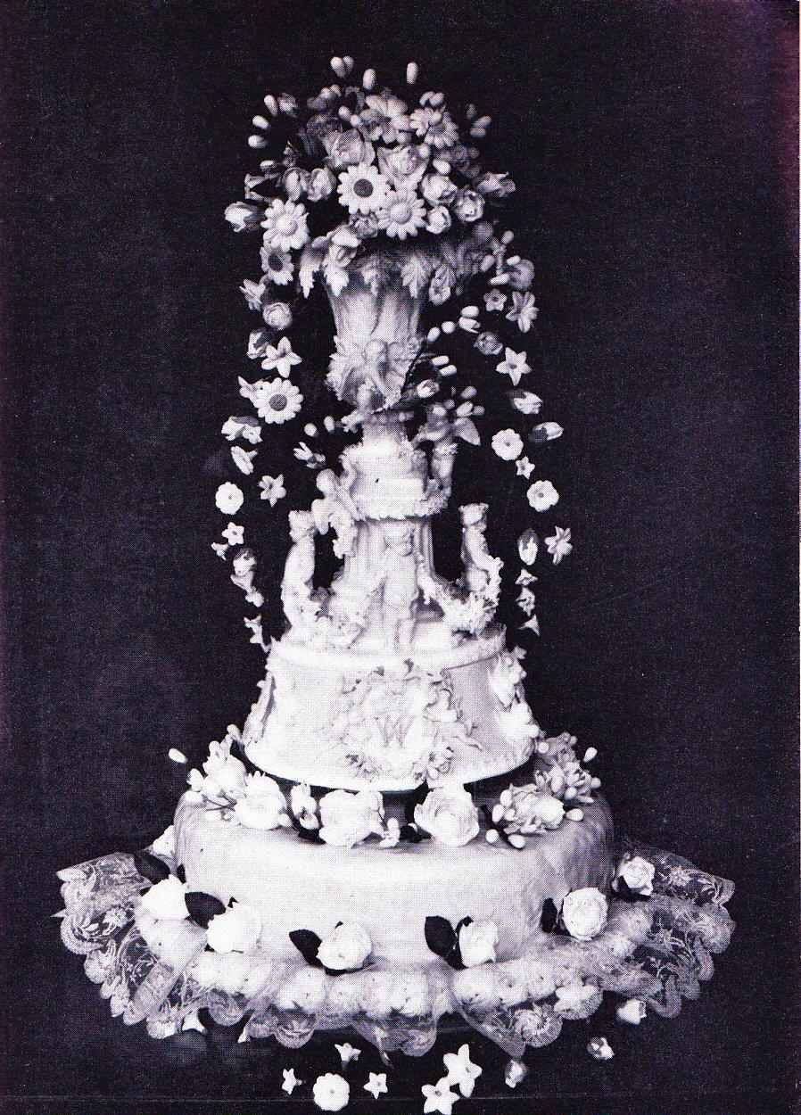 Le Cake Design Dans L Histoire