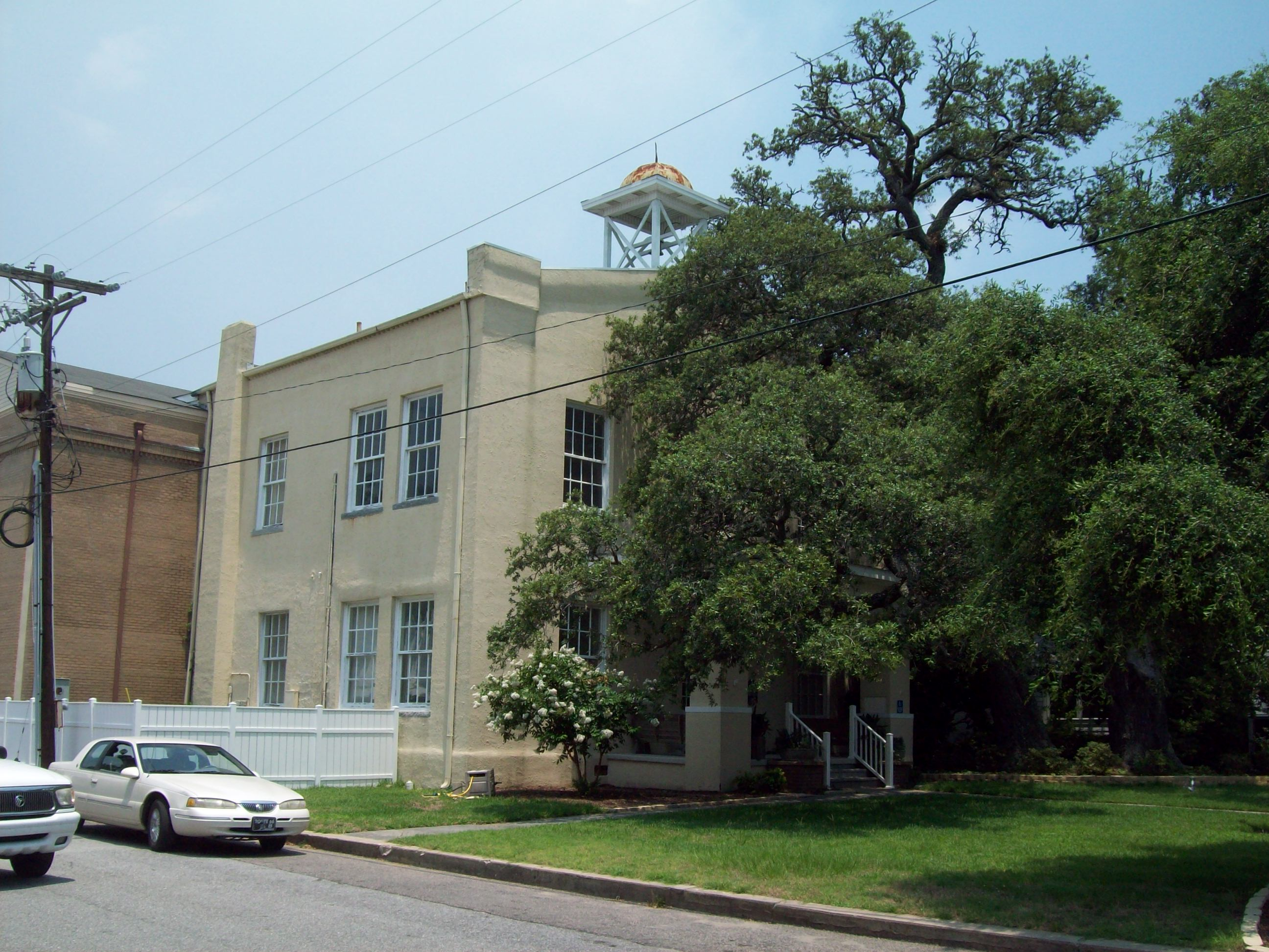 Brunswick County Courthouse (North Carolina) - Wikipedia