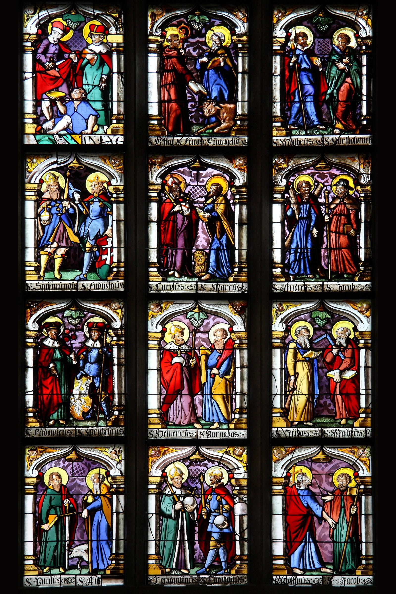 File burgkirche fenster detail jpg wikimedia commons for Fenster wiki