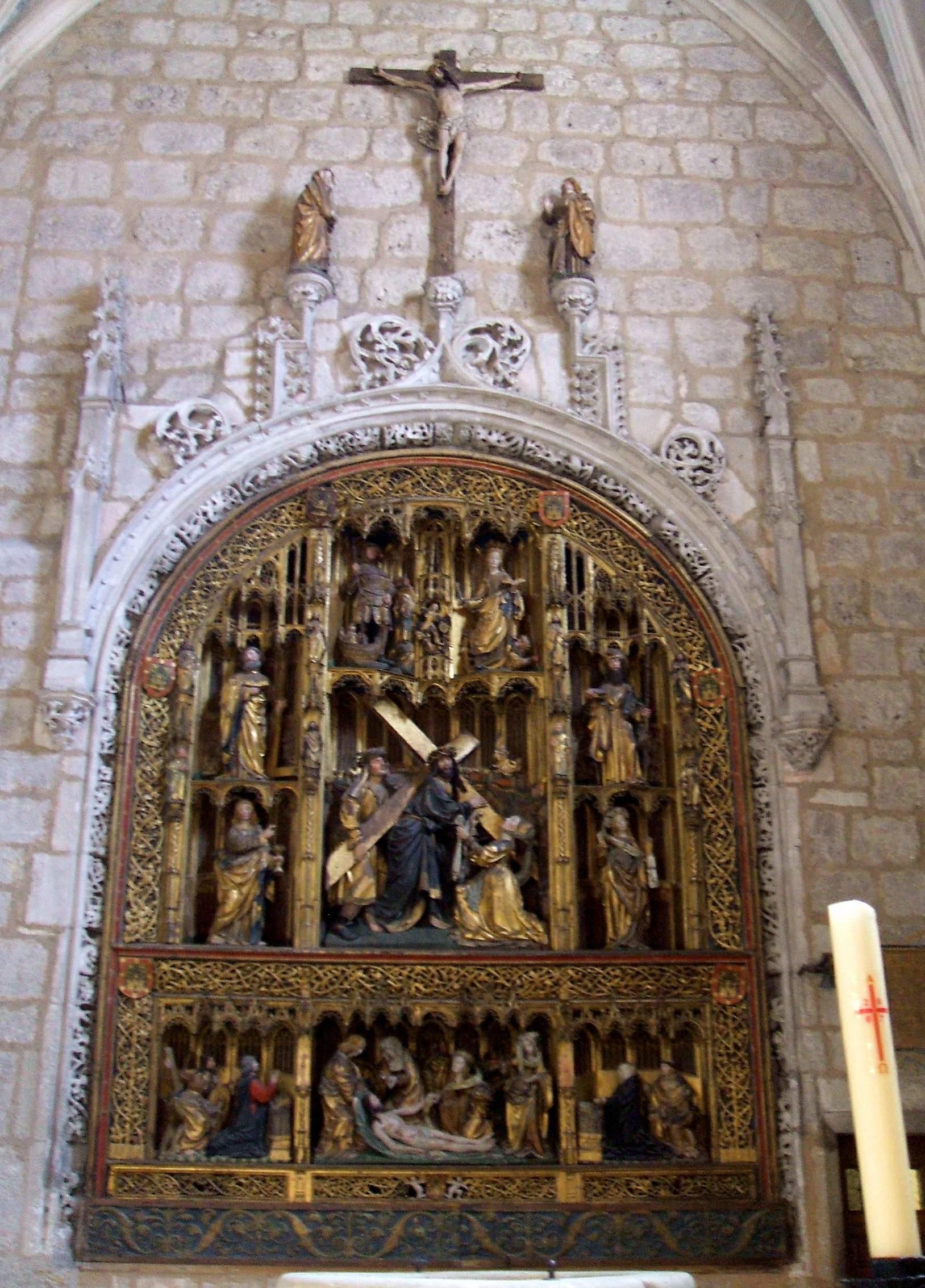 File:Burgos - San Lesmes 05.JPG - Wikimedia Commons