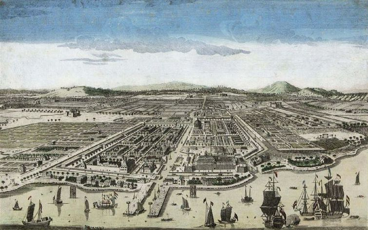 Beschrijving COLLECTIE TROPENMUSEUM De Stad Batavia TMnr 3728 537jpg