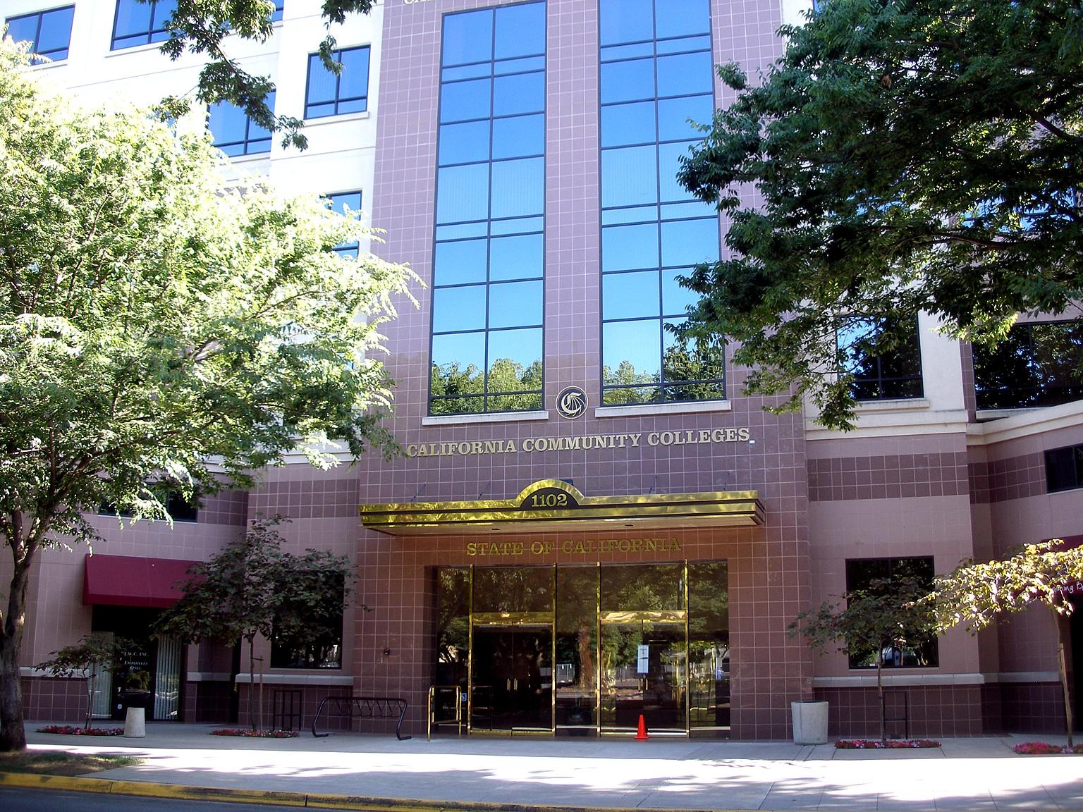 California Building Department