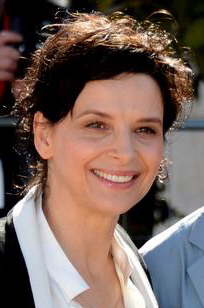 Binoche promoting Clouds of Sils Maria at the 2014 Cannes Film Festival